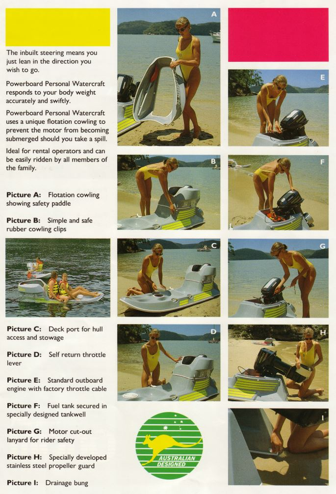 from Powerboard brochure